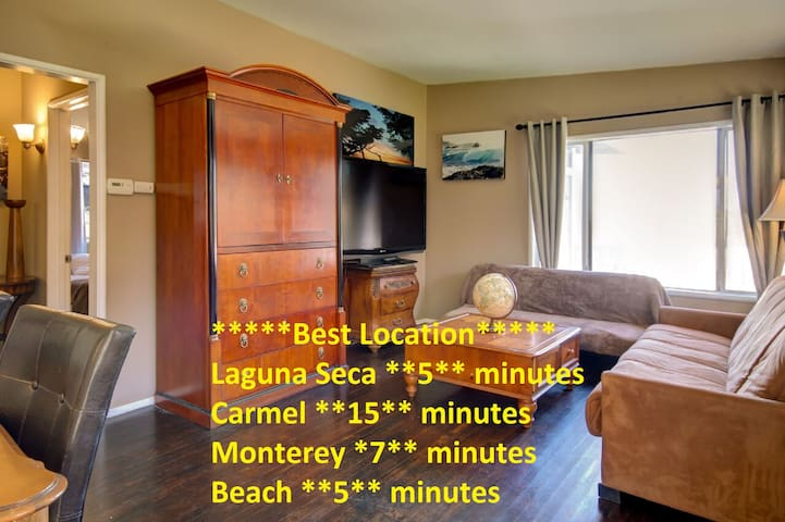 ***15 min walk to the beach