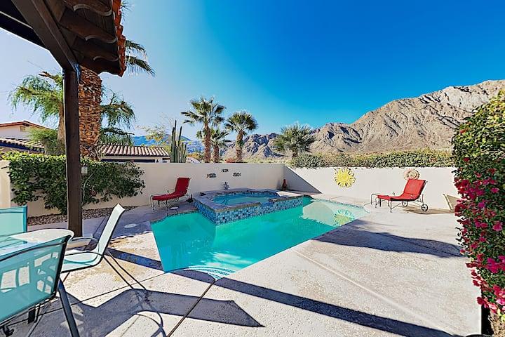 New Listing! La Quinta Cove Gem w/ Pool & Hot Tub