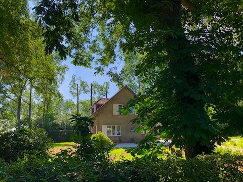 Maison cadre bucolique - Villa Marie-Lou 🌻
