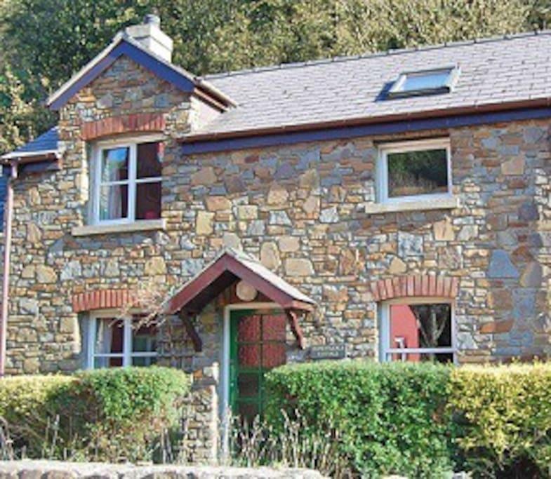 Honeysuckle Cottage.