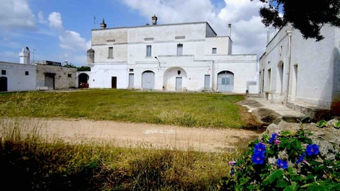 Műterem ősi Masseria