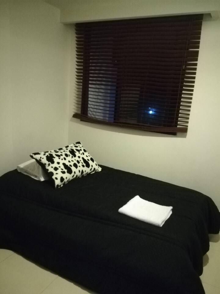 Mi habitación en Bogotá