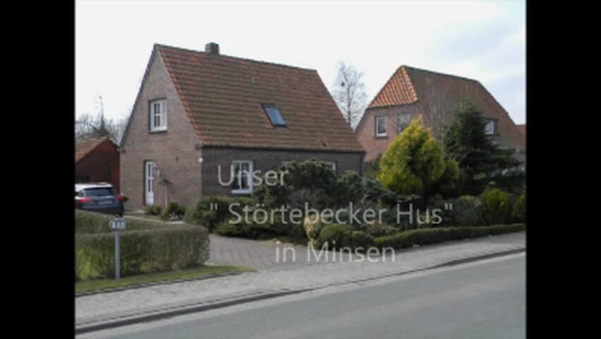 Ferienhaus Störtebeker - Wangerland