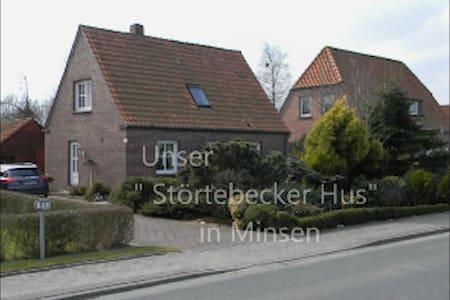 Ferienhaus Störtebecker - Wangerland - 独立屋