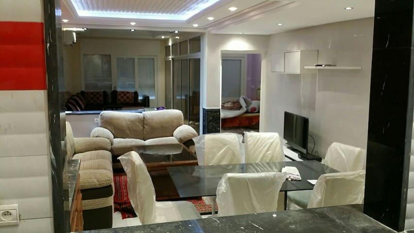 Appartement haut standing Hassan - Rabat - Apartamento