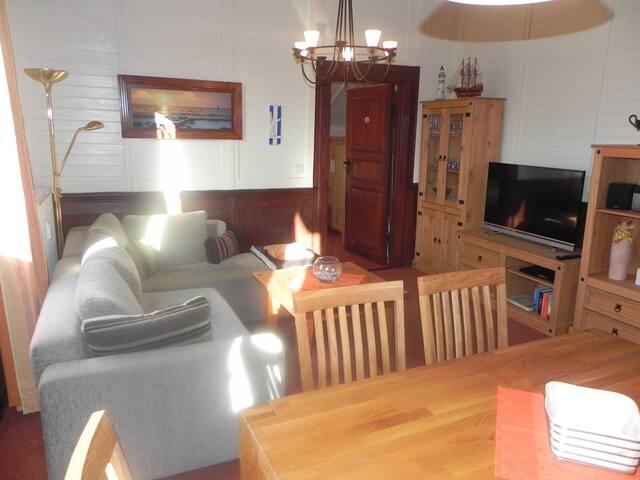 Captain's Haus 17, Ostseepark Waterfront, Wohnung 17