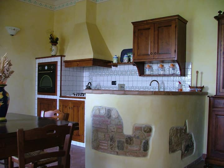 Appartamento nel Chianti