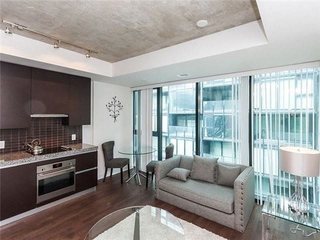 Cozy High-End Condo in King West