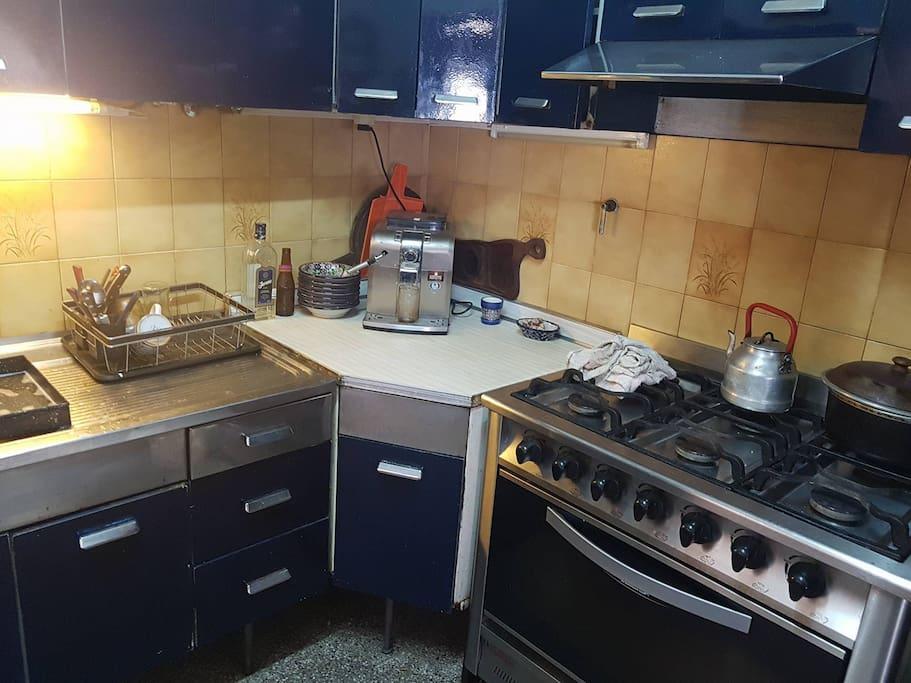 cocina...