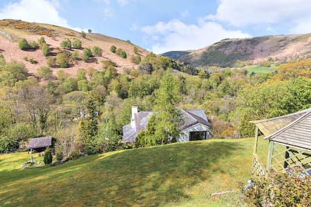 Private annexe in great location - Denbighshire