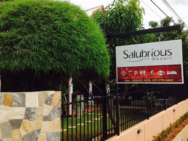 Salubrious Resort - Anuradhapura - Apartment