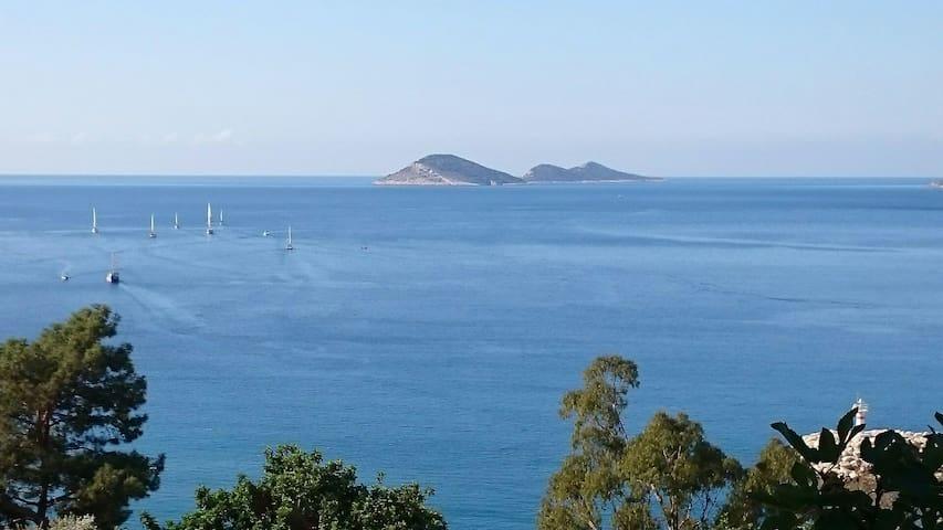 Stunning view of Kalkan´s bay - Kalkan