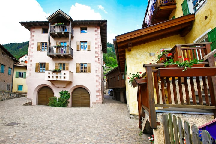 Nicoleta House, Val di Fiemme Dolomiti/Trentino - Predazzo
