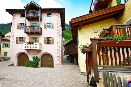 Nicoleta House, Val di Fiemme-Dolomiti/Trentino - Predazzo - Huoneisto