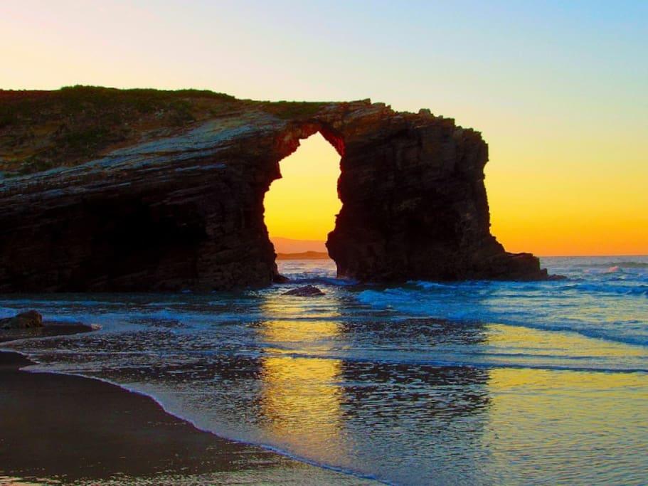 Una visita inolvidable a la playa más hermosa