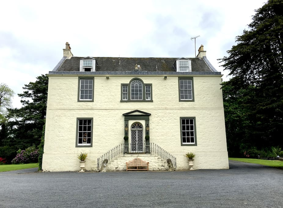 Kennox House Regency Style Country House