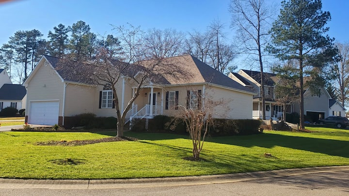 Comfy home in Midlothian