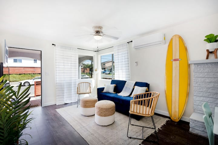 *SD Retreat*Heart of San Diego* Fully Renovated*