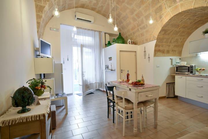 Apartment in Polignano for couple in Centre