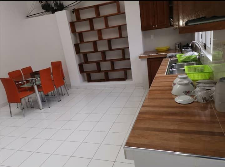 Casa Confortable e Independiente