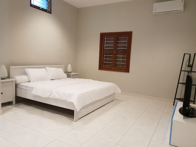 Spacious Bed room