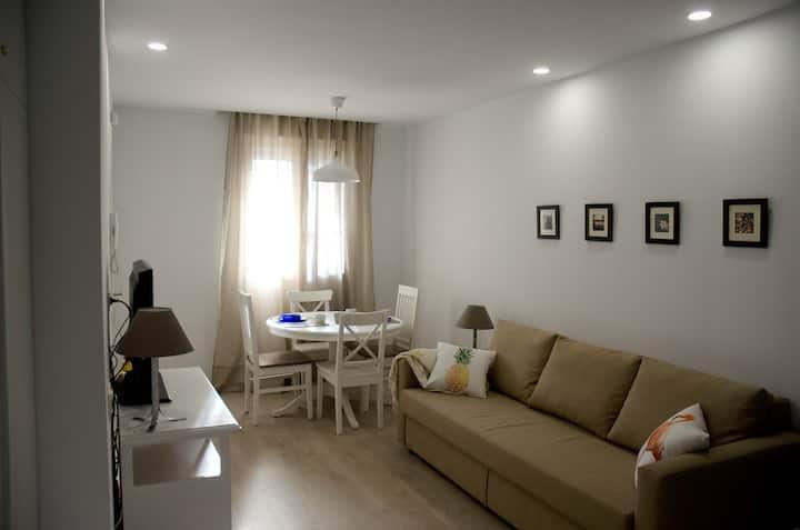 Sant Roc Apartamento a 20metros del Mar