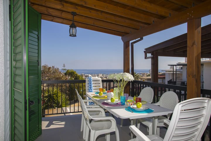 Olive suite, Cozy, near to the center of Protaras - Protaras - Appartement