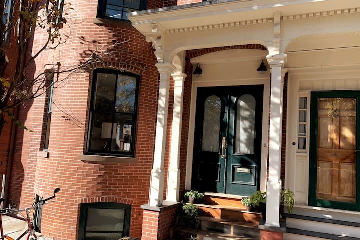 South Boston Garden Level Apartment