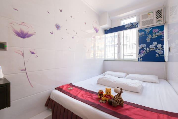 恒暉酒店8房