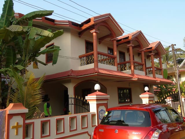 3bhk,Mansao De Gomes, perfect place for families