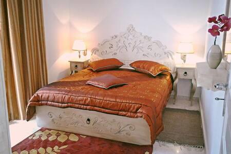 Bel appartement S+1à 300 m de la mer Hammamet nord