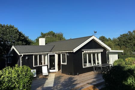 Cottage 300 meters from the beach - Hundested
