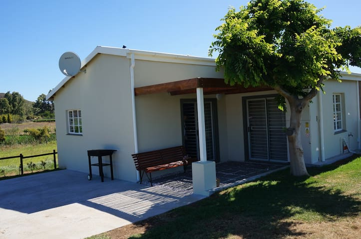 River Cottage, cosy romantic stylish self catering - Bonnievale - Apartment