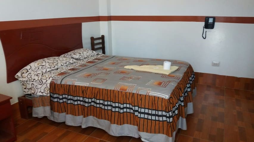 Habitaciones privadas a 2 min de Huacachina