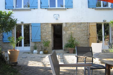Mer, Nature, convivalité & Fitness - Carnac - Bed & Breakfast