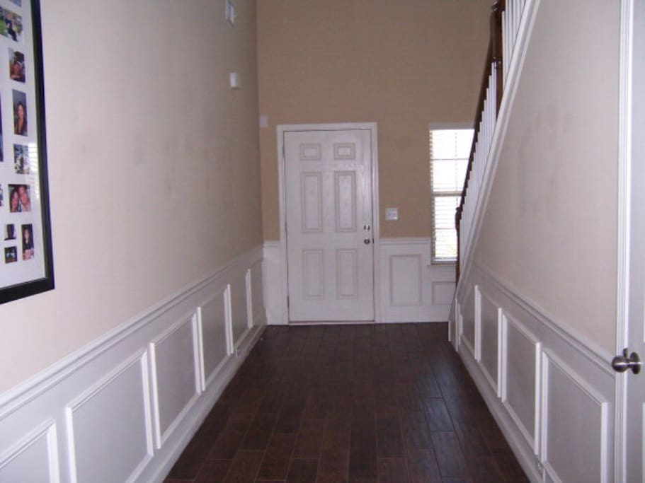 Spacious Foyer, Two Level Home!