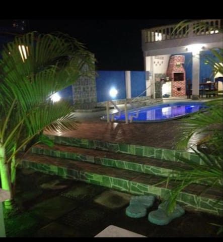 Casa de praia Pontas de Pedra/ Catuama