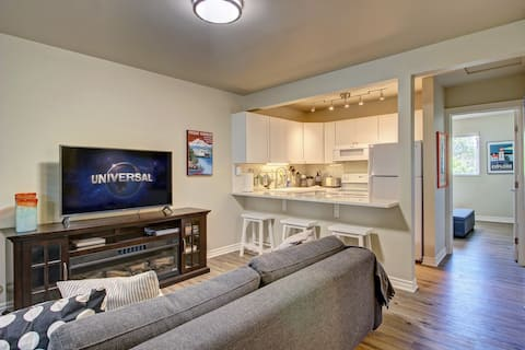 Super Clean Newly Renovated Condo in Friday Harbor