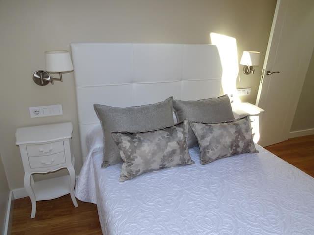Cama confortable // Confortable bed