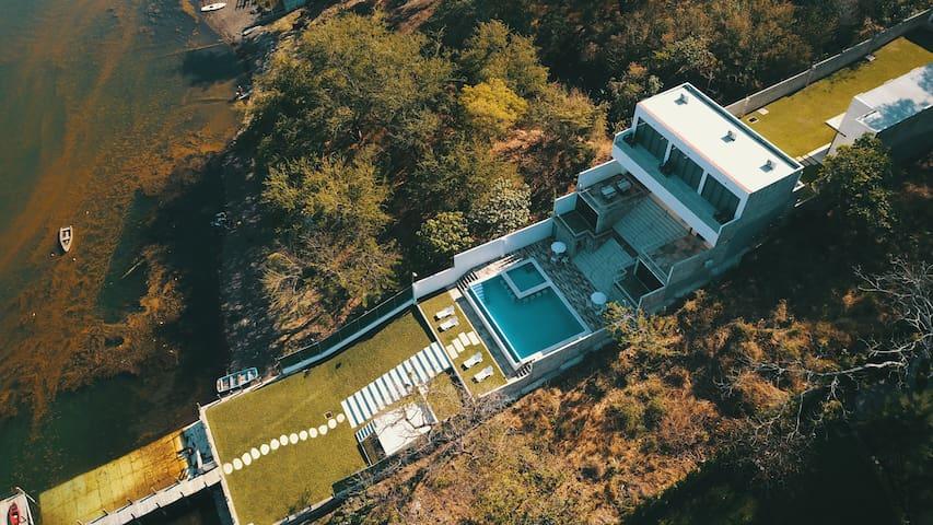 Equinoccio New Luxury Villa - Lago de Coatepeque
