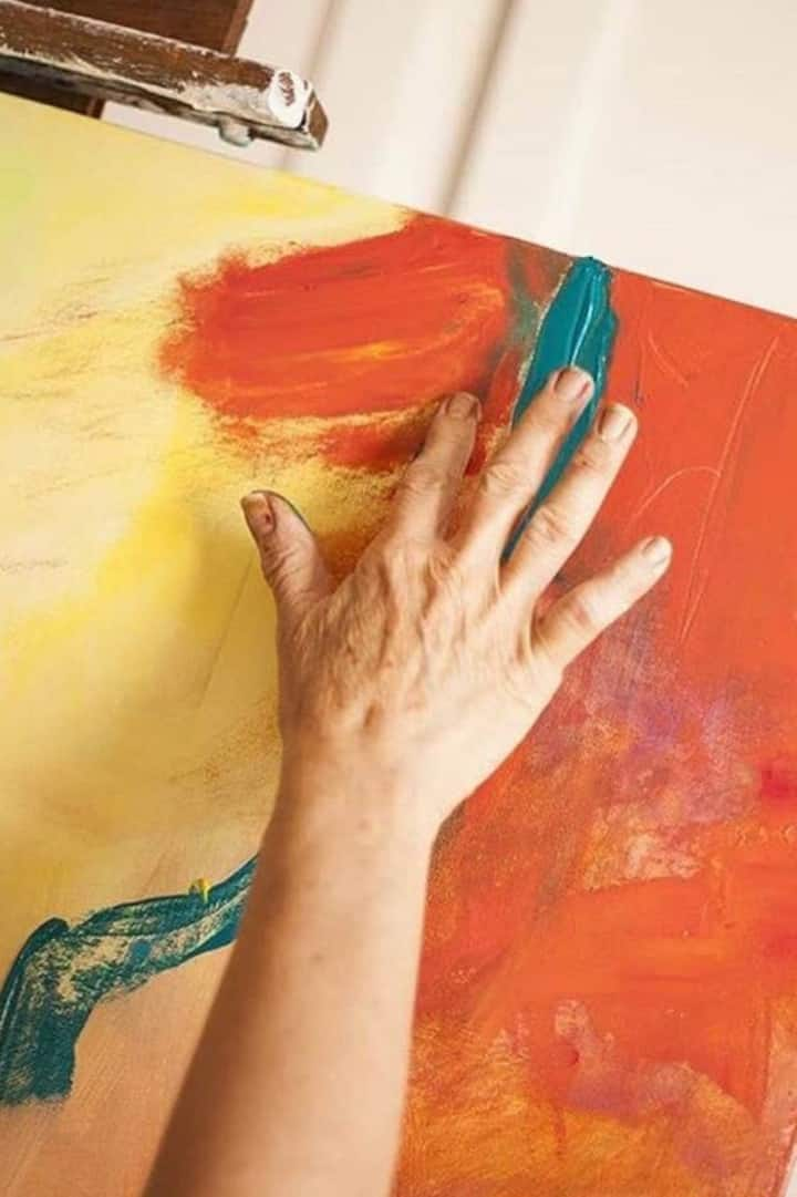 Tactile painting