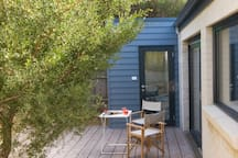Sorrento garden studio near beach and Melbourne