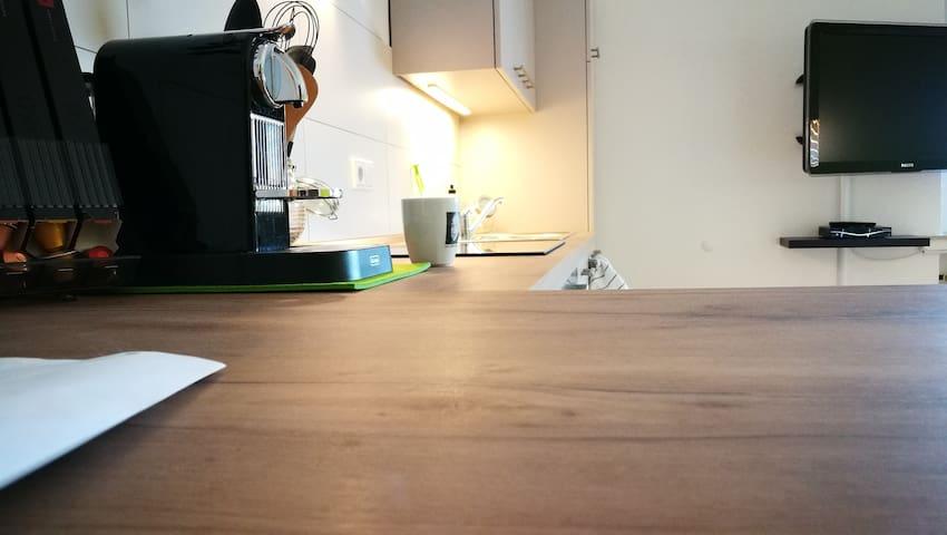 Nespresso mit Begrüßungskapseln