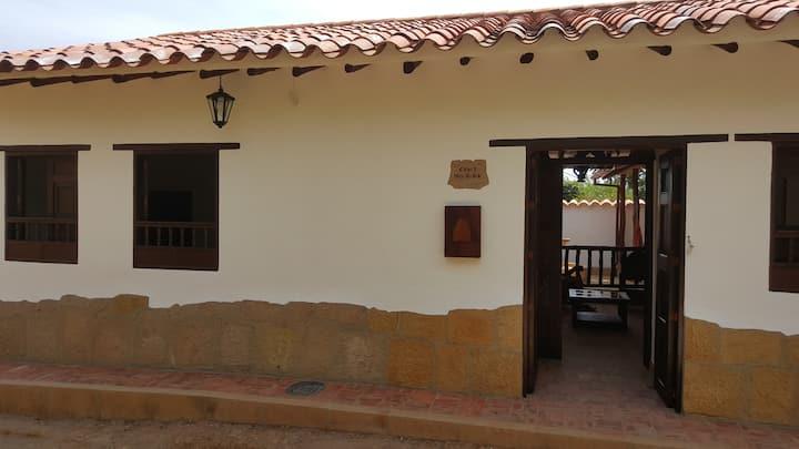 Nueva Casa en Barichara