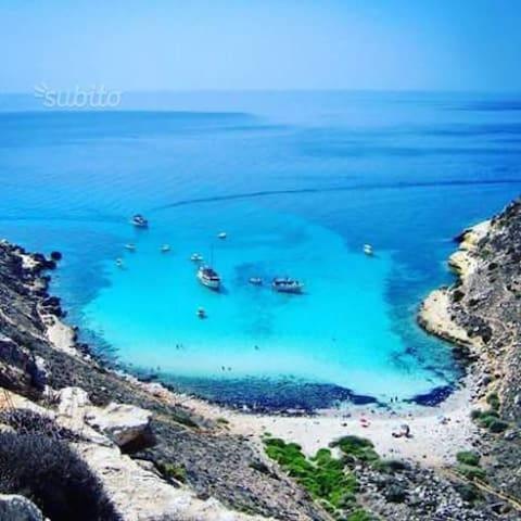 Lampedusa vacanza