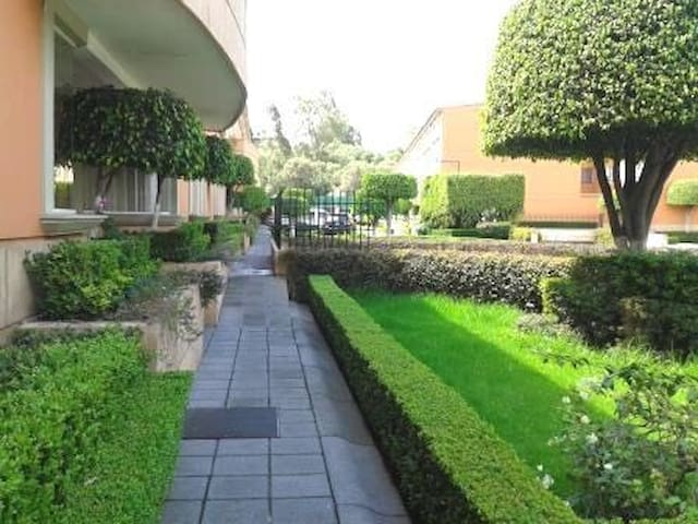 Nice apartment in front of  Dolores Olmedo Museum - Ciudad de México - Apartment