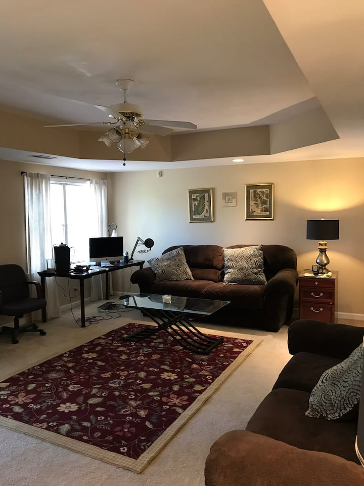 2 Bedroom In-law Suite