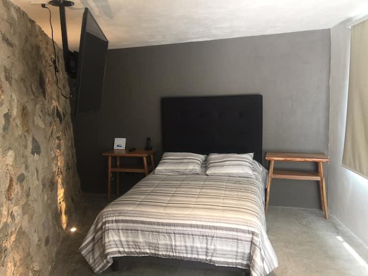 Confortable Habitación frente al Lago de Chapala 1