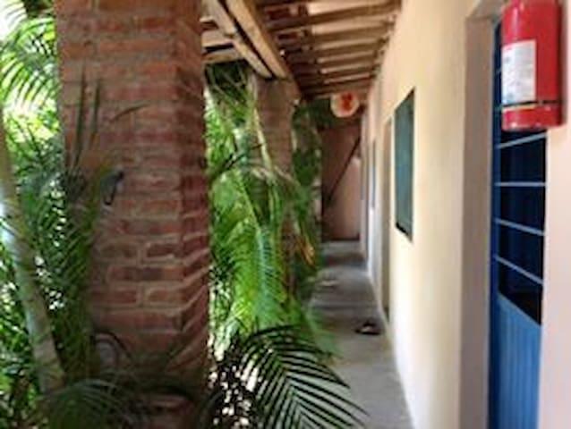 """JLS - Bungalows Villa Obregon - """"Costa Alegre"""" - San Patricio - Bungalow"""