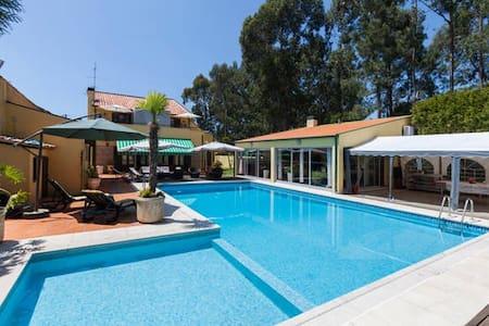GuestHouse Pool&Sea Espinho Oporto - Anta